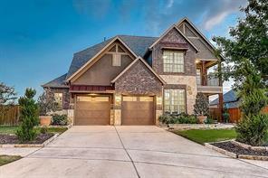 Houston Home at 17007 Kirkton Moor Drive Richmond , TX , 77407-2855 For Sale