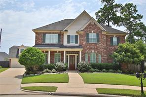 Houston Home at 16307 Granite Park Court Cypress , TX , 77429-8031 For Sale