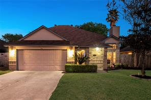 Houston Home at 7518 Epsom Downs Drive Cypress , TX , 77433-1130 For Sale