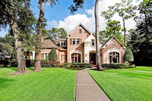 Houston Home at 110 Willowend Drive Hunters Creek Village , TX , 77024-7617 For Sale