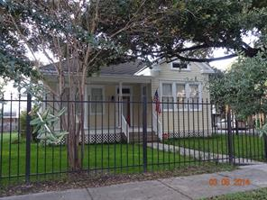 Houston Home at 2704 Baldwin Street Houston                           , TX                           , 77006-2210 For Sale