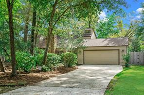 Houston Home at 25 Rambling Wood Court The Woodlands , TX , 77380-3936 For Sale