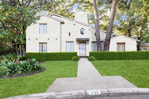 346 Tamerlaine Drive, Houston, TX 77024