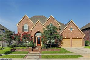 Houston Home at 12506 Brook Cove Drive Cypress , TX , 77433-2990 For Sale
