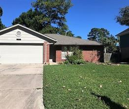 Houston Home at 2427 Meandering Trail Houston , TX , 77339-1003 For Sale