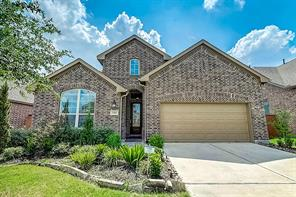 Houston Home at 17007 Mulben Court Richmond , TX , 77407-1848 For Sale