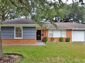 Houston Home at 8518 Hatton Street Houston , TX , 77025-3808 For Sale
