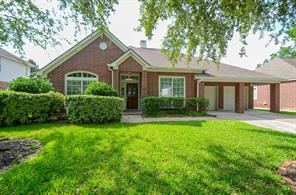 Houston Home at 22415 Caroline Cove Lane Katy , TX , 77450-8200 For Sale
