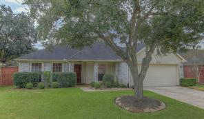 Houston Home at 4826 Meadowglen Dr Pearland , TX , 77584 For Sale