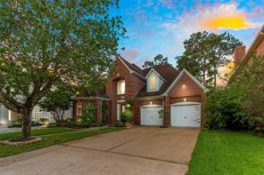 Houston Home at 1203 Turnbury Oak Street Houston , TX , 77055-7016 For Sale