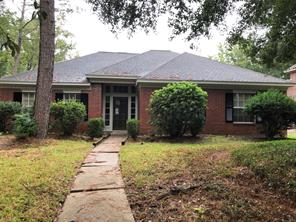 Houston Home at 4015 Brook Shadow Drive Kingwood , TX , 77345-1268 For Sale