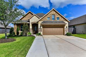 Houston Home at 3419 Harvest Valley Lane Pearland , TX , 77581-5431 For Sale