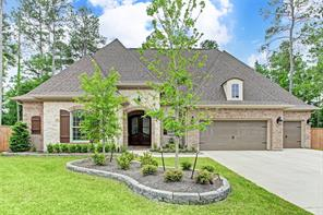 Houston Home at 138 S Russet Bend Place Montgomery , TX , 77316 For Sale