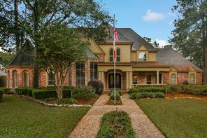 Houston Home at 8911 Tranquil Park Drive Spring , TX , 77379-6878 For Sale