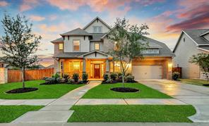 10419 Mayberry Heights Drive, Cypress, TX 77433