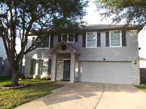 Houston Home at 21602 Misty Fall Lane Katy , TX , 77449-8149 For Sale