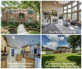 Houston Home at 8622 Misty Sage Court Humble , TX , 77396-3793 For Sale