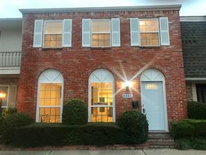 Houston Home at 6341 Del Monte Drive 94 Houston , TX , 77057-3403 For Sale
