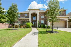 Houston Home at 26322 Sunny Springs Lane Cypress , TX , 77433-1774 For Sale
