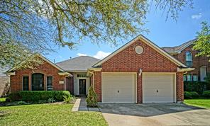 Houston Home at 20707 Mustang Falls Court Katy , TX , 77450-7249 For Sale