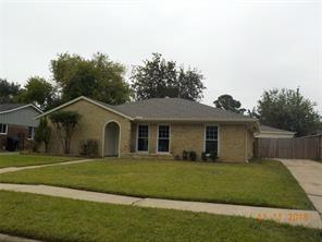 Houston Home at 10507 Kirkvale Drive Houston                           , TX                           , 77089-2804 For Sale