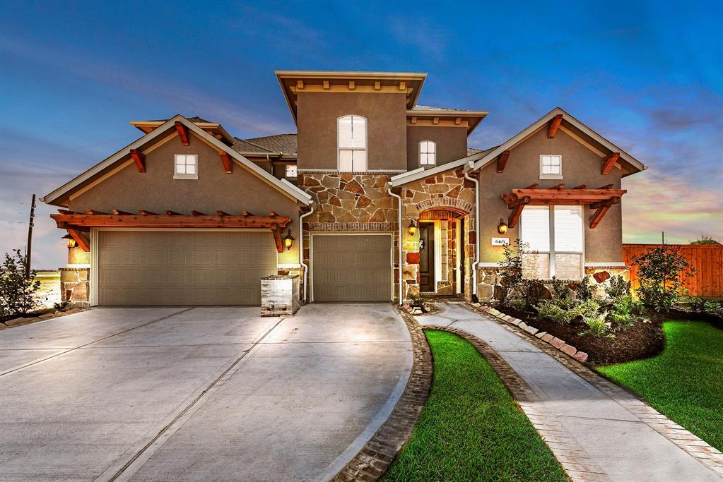 6403 Providence River Lane, Katy, TX 77449