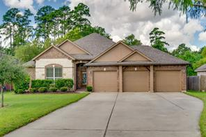 Houston Home at 32919 Greenfield Forest Drive Magnolia , TX , 77354-6956 For Sale