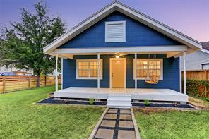 Houston Home at 4401 Hain Street Houston                           , TX                           , 77009-3319 For Sale