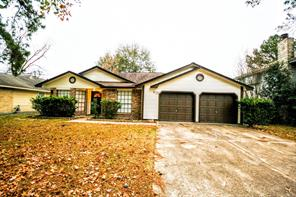 Houston Home at 5214 Village Springs Drive Humble , TX , 77339-7602 For Sale