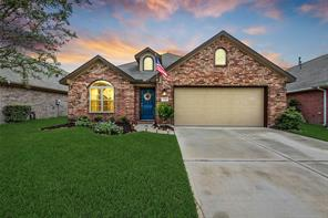 Houston Home at 118 Country Crossing Circle Magnolia , TX , 77354-3511 For Sale
