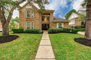 Houston Home at 2014 Garden Terrace Drive Katy , TX , 77494-2126 For Sale