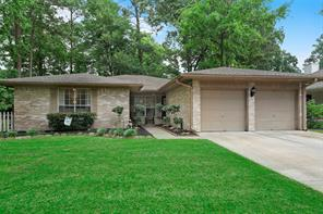 Houston Home at 12210 Browning Drive Montgomery , TX , 77356-7962 For Sale
