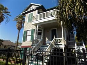 Houston Home at 1628 Avenue K Galveston , TX , 77550-4917 For Sale