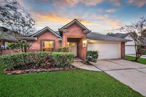 Houston Home at 7014 Garnet Hill Lane Humble , TX , 77346-3345 For Sale