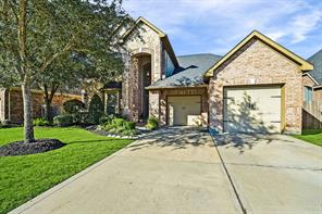 Houston Home at 26030 Galena Stone Lane Katy , TX , 77494-2607 For Sale