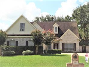 Houston Home at 8315 Hidden Trail Lane Lane Spring , TX , 77379-8723 For Sale
