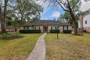 Houston Home at 18223 Mossforest Drive Houston                           , TX                           , 77090-1311 For Sale