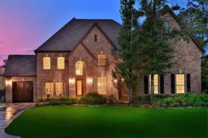 Houston Home at 90 Sage Sparrow Circle The Woodlands , TX , 77389-4886 For Sale