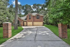 Houston Home at 802 Mackintosh Drive Magnolia , TX , 77354-1637 For Sale