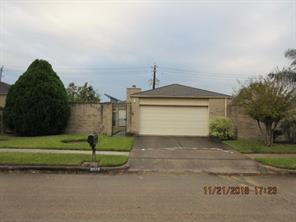 8519 Furlong, Houston TX 77071