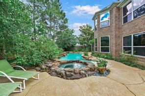 Houston Home at 222 Split Rock Road The Woodlands                           , TX                           , 77381-4805 For Sale