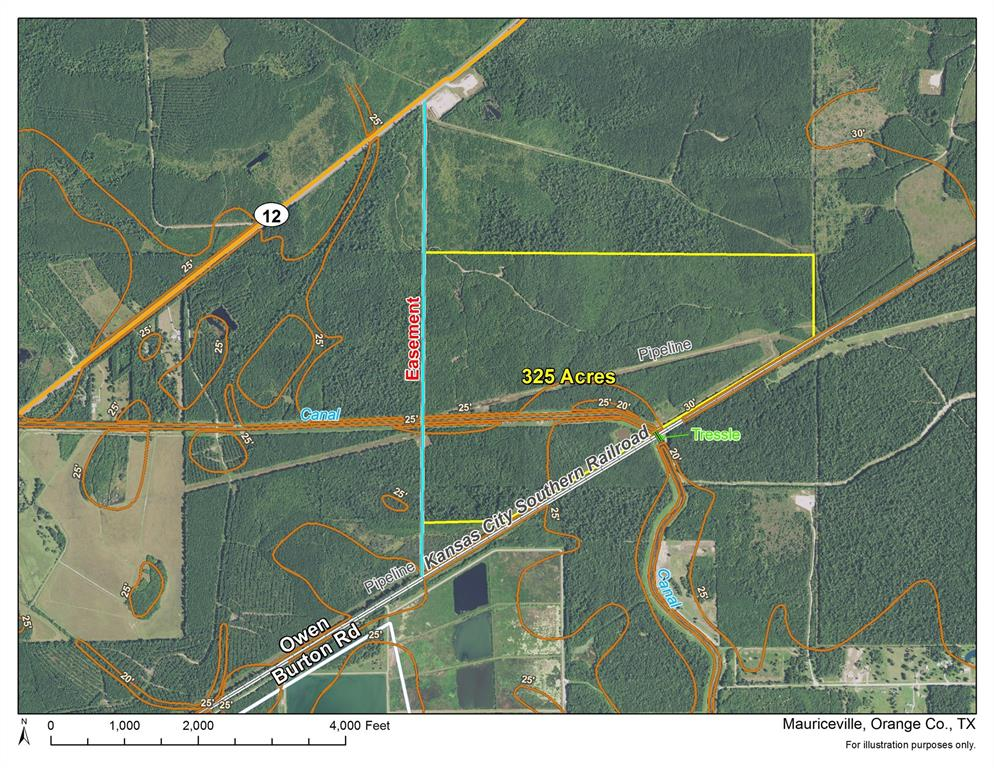 325 Ac Hwy 12, Mauriceville, TX 77632