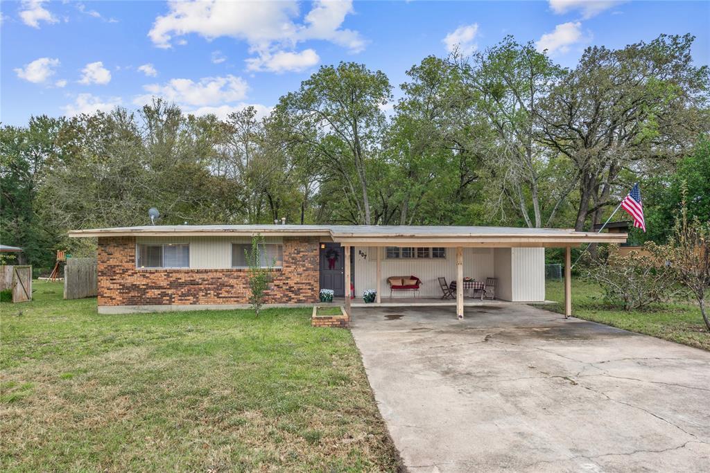 807 Vine Street, Bryan, TX 77802