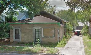Houston Home at 609 Boundary Street Houston                           , TX                           , 77009-6820 For Sale