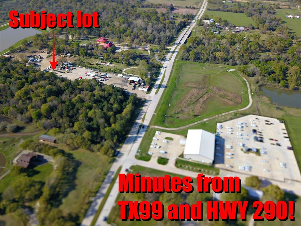 Over 9 acres of vacant land with great potential. Perfect use for residential and commercial purpose. Conveniently located near Grand Pkwy and commercial establishments.