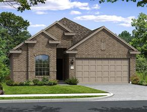 Elevation is an artist conception. Colors of materials as well as swing of floor plan may vary. See Community Sales Manager for specific selections for this home
