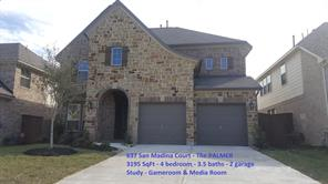 637 San Madina Court, Webster, TX 77598