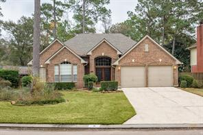 9 Featherfall Place, The Woodlands, TX, 77381