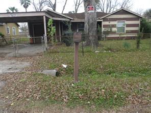 7637 Delavan, Houston TX 77028