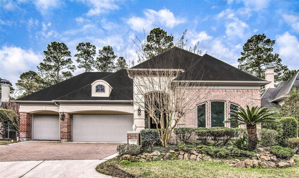Here's your chance to own a perfectly designed home on the golf course in the exclusive community of Kingwood Greens Village. This home was COMPLETELY renovated in 2018 and boasts HIGH ceilings, an open floor plan, and tasteful high end finishes. Walls of windows throughout let in more natural light than one could ever imagine. Two oversized patios and a private one for the master bedroom. HUGE double walk-in shower in the master retreat. This home has the perfect layout for entertaining and truly needs to be seen in person to experience everything that makes it so special.
